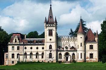 Stameriena manor