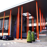 Olympic center in Ventspils