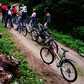 Bicycle Touring in Birstonas
