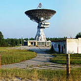 Radio Astronomy Center in Ventspils