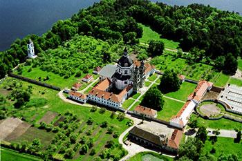 Pazaislis abbey