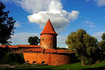 Castle in Kaunas
