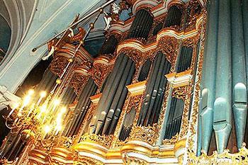 St. Trinity Church in Liepaja