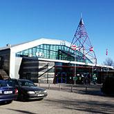ice hall in Liepaja