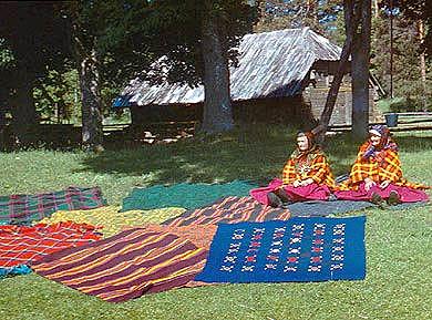 Традиционной культуры в латвийском