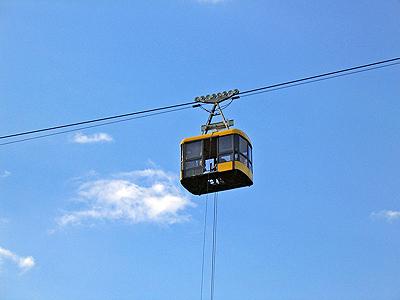 В Киеве появится канатная дорога для обзора достопримечательностей