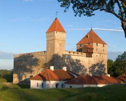 Средневековый замок в Курессааре
