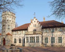 Замок Маарьямяги