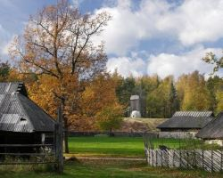 Эстонский музей под открытым небом