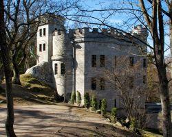 Замок и парк барона Николая Фон Глена