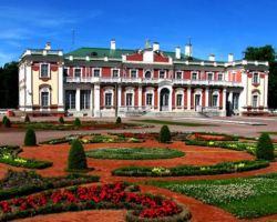 Парк и дворец Кадриорг