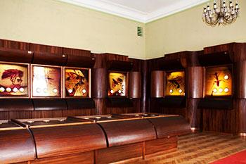 Amber museum in Palanga