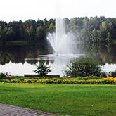 National park Dzukii in Druskininkai