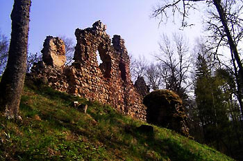 Castle in Parnu