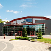Ice hall in Daugavpils