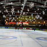 Ice halls in Tartu