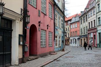 Рига столица латвии