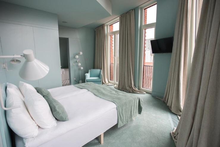 Новые отели в Риге, Латвии - Redstone Boutique Hotel