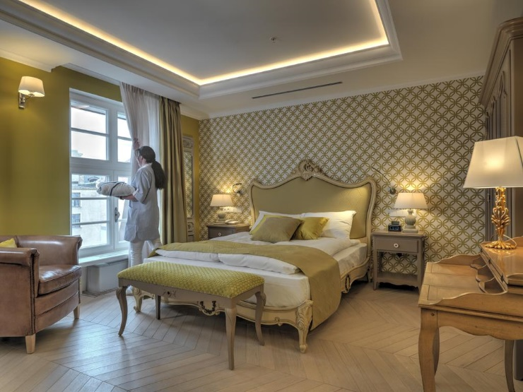 Новые отели в Риге, Латвии - Relais le Chevalier