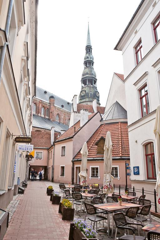 Отели в Риге, Латвии - Rixwell Hotel Konventa Seta