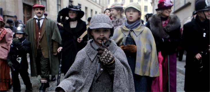 День рождения Шерлока Холмса в Риге