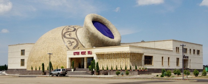 Комплекс Astana Music Hall