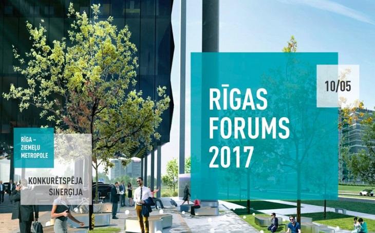 10 мая в в Риге пройдет конференция Рижский форум 2017