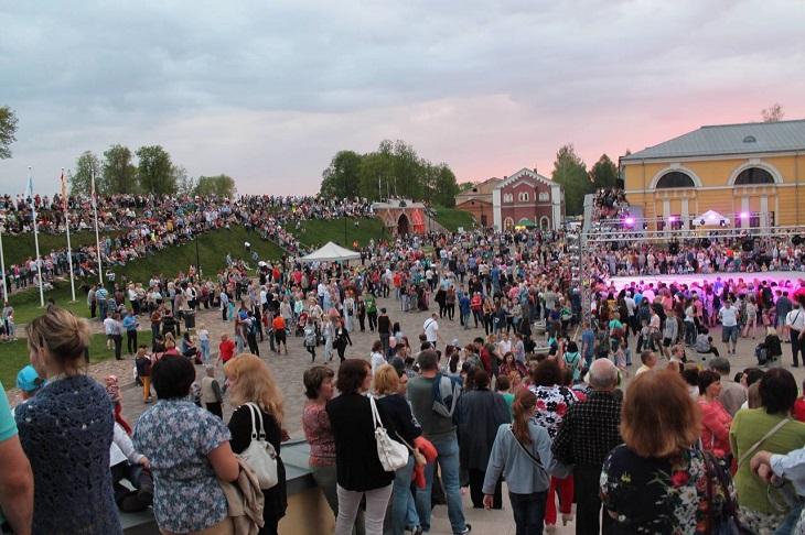 Ночь музеев в Риге, Латвии