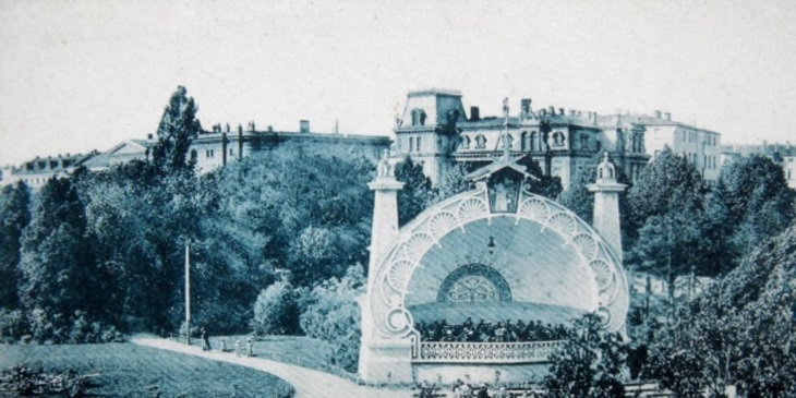 Рига начала 20 века