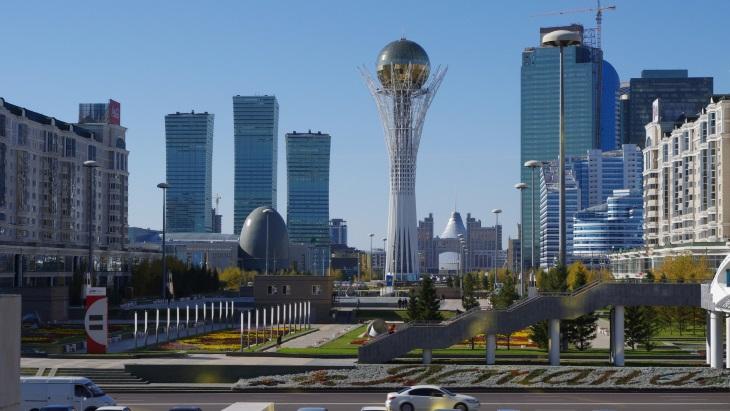 Астана - новый центр города