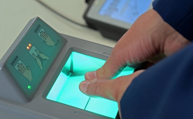 Биометрические данные на визу в Латвию