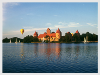 Trakai sights
