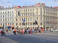 Районы Риги: центр Риги
