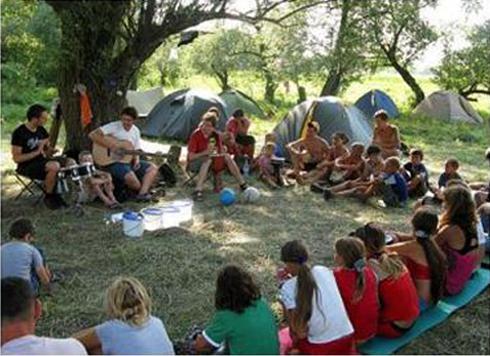 Детский летний лагерь академия кука