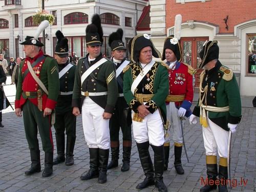 Исторический фествиаль в Риге