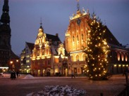 Christmas and New Year in Riga
