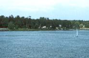 Юрмалу от Риги отделяет река Лиелупе