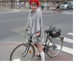 Рига на велосипеде