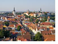 Старый город Таллинна
