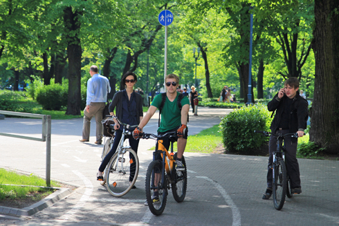 Велопрокат в Риге